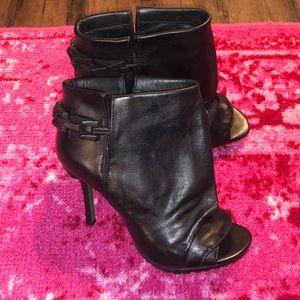 Donald J. Pliner Shoes - Donald J. Pliner boots By Lisa booties peep toe